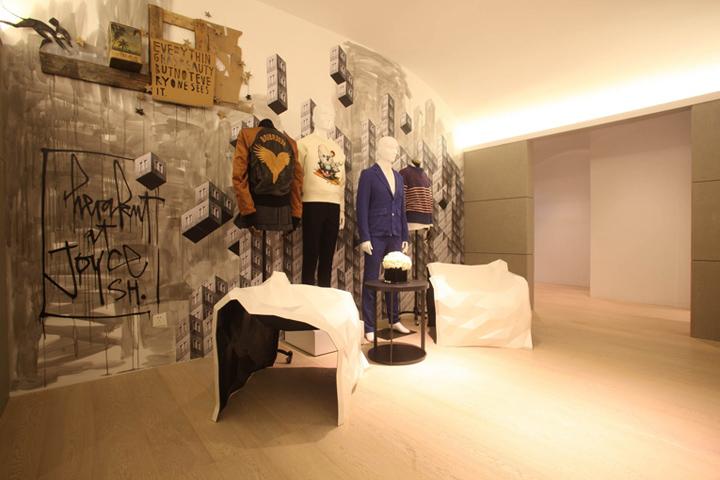 Joyce boutique, Shanghai