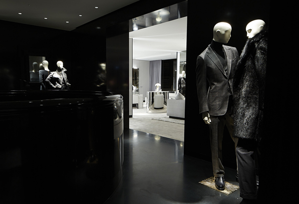 TOM FORD store in London