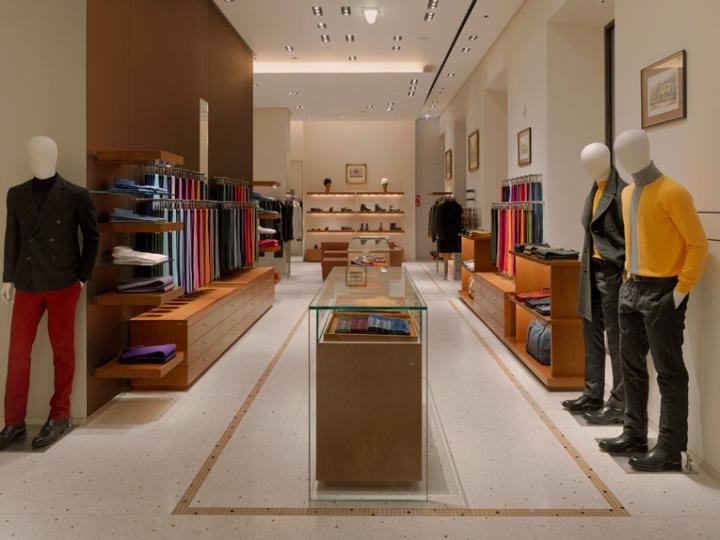 Hermès flagship store opening in Milan by Rdai