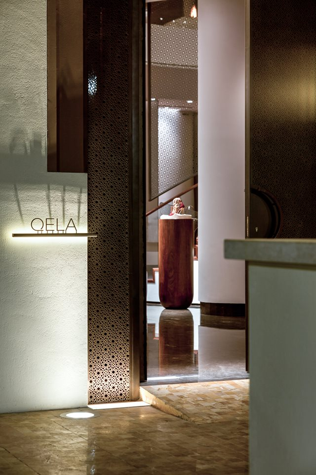 QELA luxury boutique in Qatar by Uxus