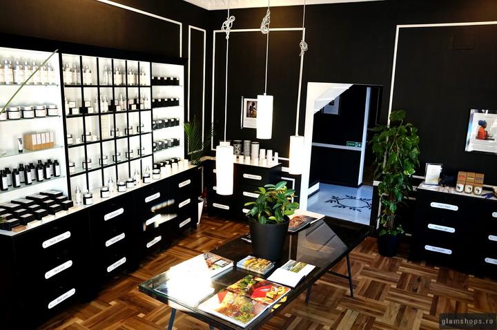 Wild Olive beauty shop Bucharest