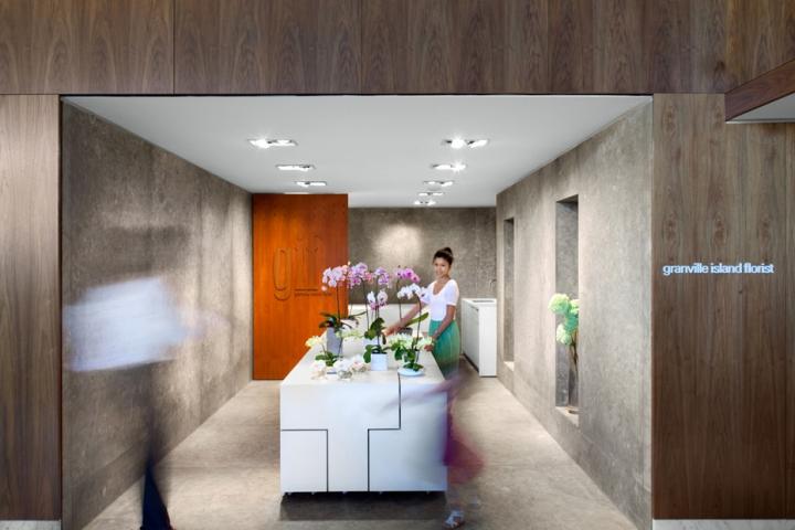Granville Island Florist - elegant idea for a flower shop