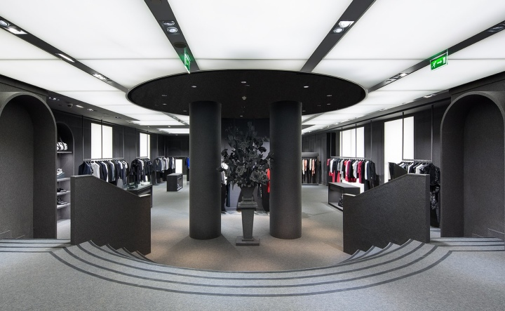 Viktor&Rolf store, Paris