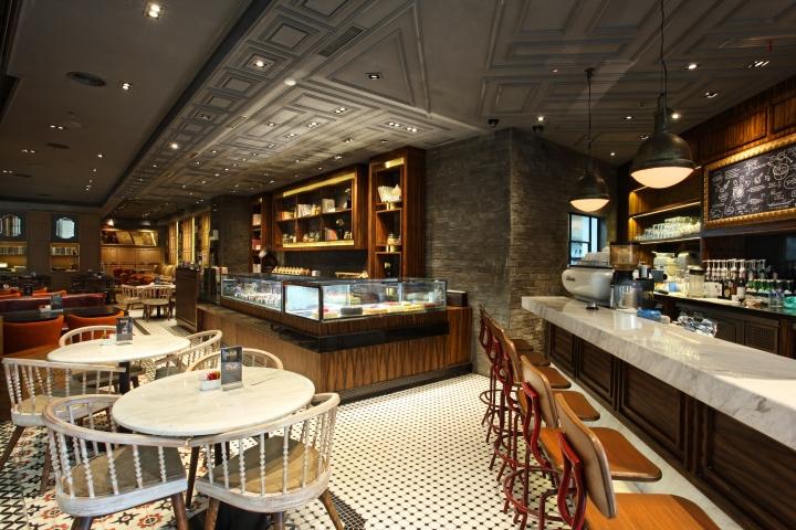 Bakerzin café by JP Concept, Jakarta – Indonesia