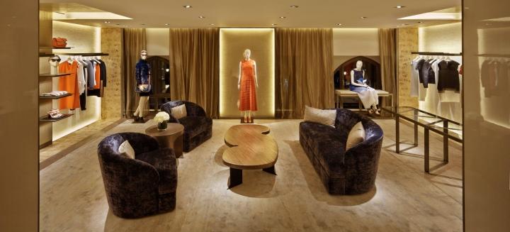 Fendi's new Munich boutique