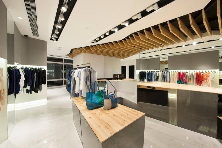 Atsuro Tayama at IFC mall, design by Ito Masaru