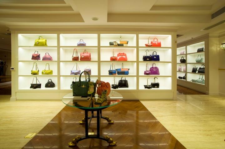 Vivienne Westwood store in K11 Shanghai
