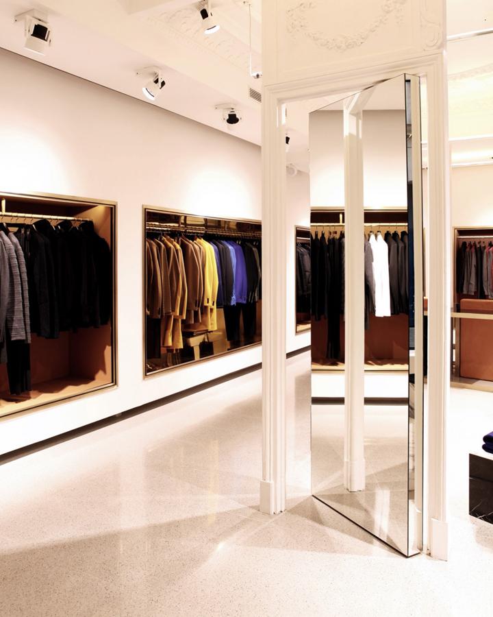 Wooyoungmi store design by Stéphane Ghestem, Paris
