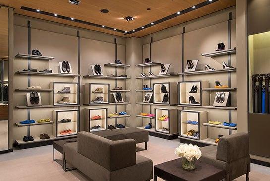 Inside Bottega Veneta's sleek new Boston boutique