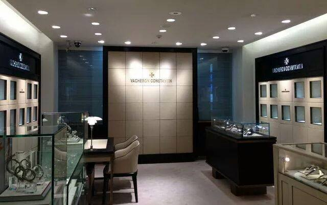 First Vacheron Constantin boutique in Japnan Ginza district