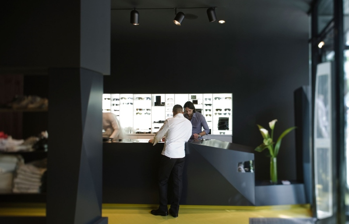 Duo boutique by Atelier Moderno, Montreal
