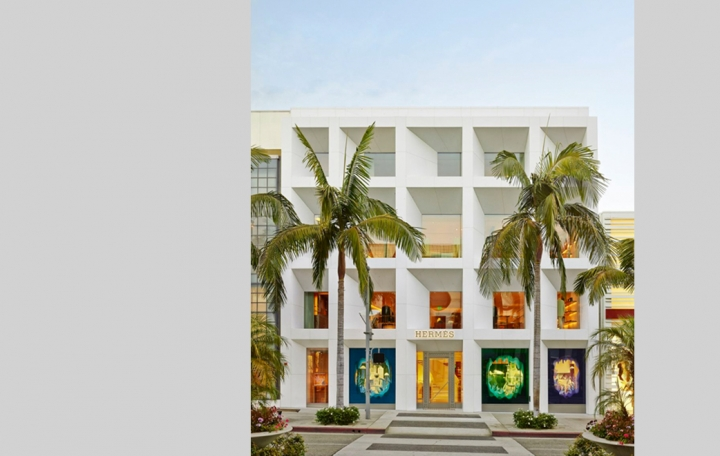 Hermes Los Angels by RDAI architecture