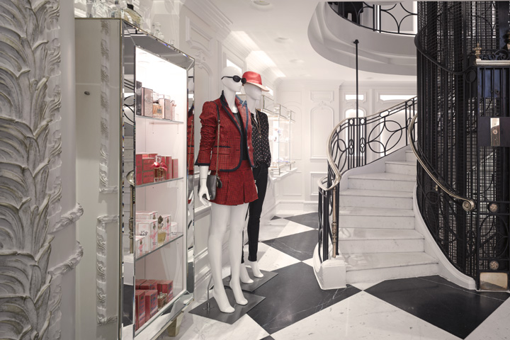 Juicy Couture Regent Street by MRA architects
