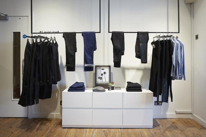 Levi's Line 8 Pop-Up Shop in London