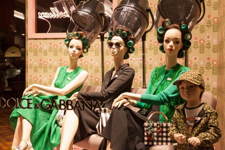 Dolce&Gabbana Women, Milan 2015