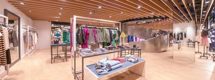 Helen Marlen multi-brand store in Mandarin mall Kiev