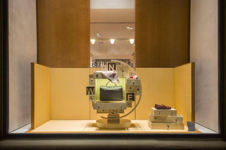 HERMÈS Curiosity Cabinet  by Millington Associates