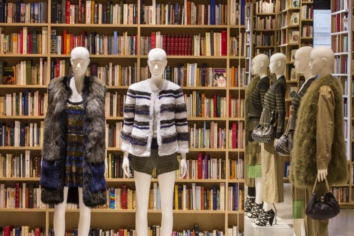Sonia Rykiel flagship store in Paris