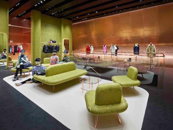 MIU MIU UNVEILS NEW ARCHITECTURE BY HERZOG & DE MEURON IN THE AOYAMA DISTRICT