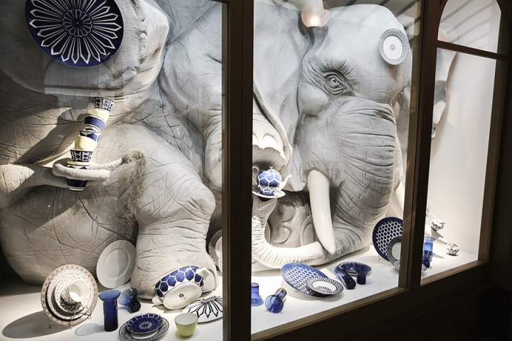 Hermès - Wanderland at Saatchi Gallery in London
