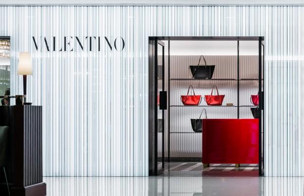 The new Valentino Bangkok boutique