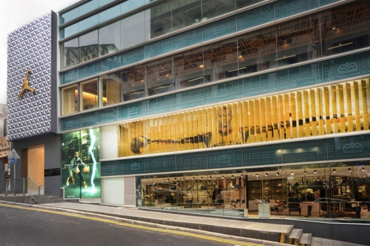 Air Jordan flagship Store Hong Kong