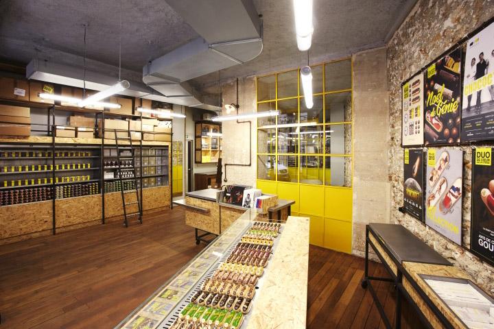 La Fabrique de L'ÉCLAIR DE GENIE Patisserie by Retail Access, Paris