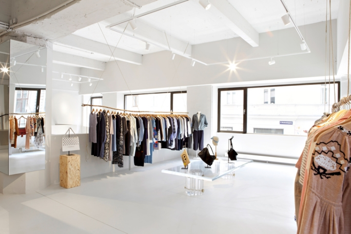 We Bandits store opening in vienna