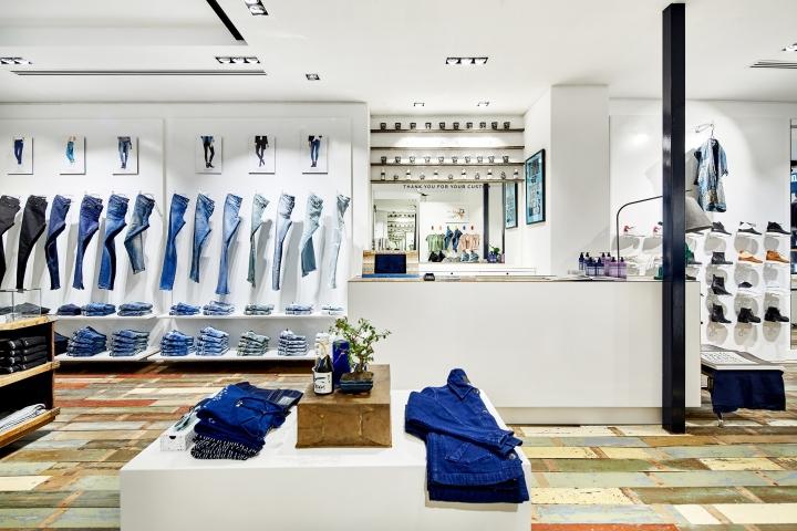 DENHAM store, The Hague – Netherlands by Jason Denham
