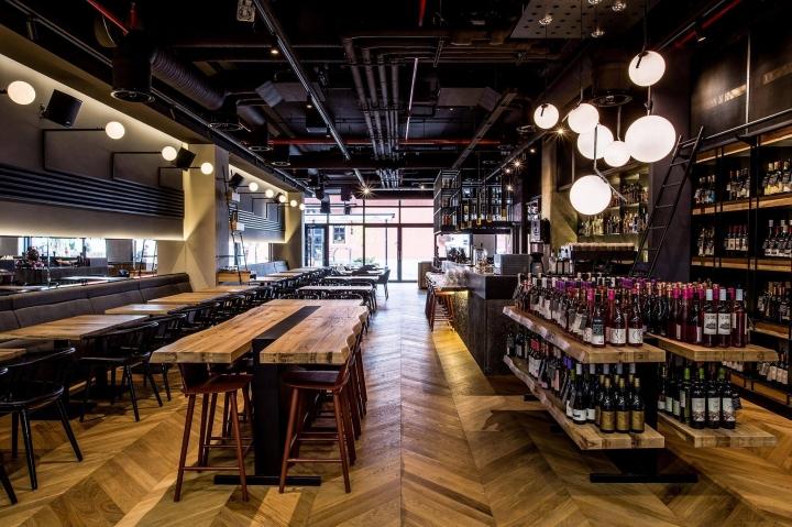 CHOP Urban Grill restaurant by Todor Cosmin