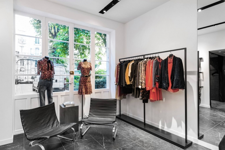 Reopening of  The Kooples store  in Paris