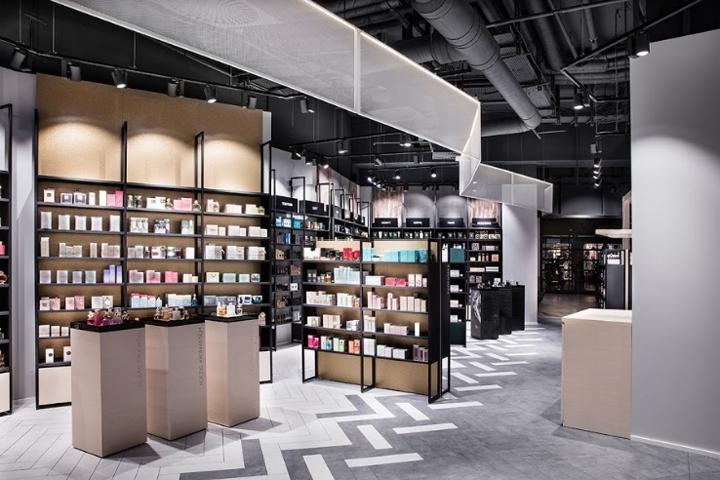 Mußler Beauty by Notino store by DIA – Dittel Architekten Gmbh