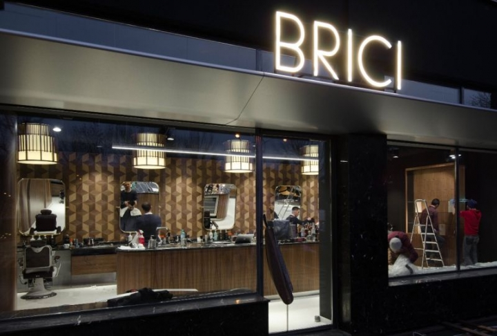 Brici barbershop by Corvin Cristian