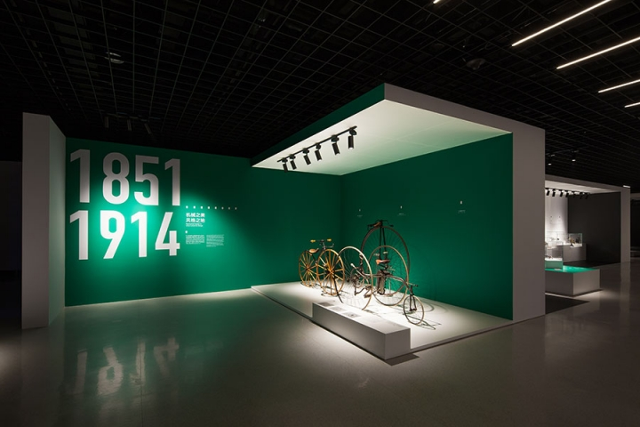 Shanghai Auto Museum by coordination.asia