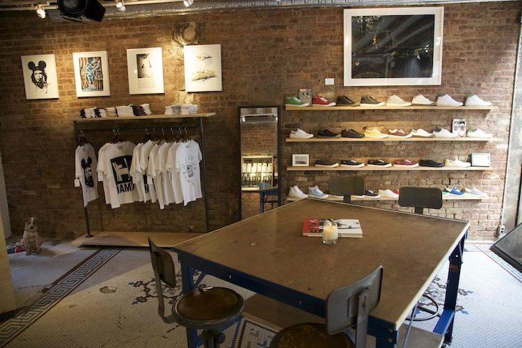 amenenajare concept store B_Space