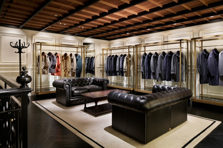 Mackintosh flagship shop in the Aoyama district of Tokyo